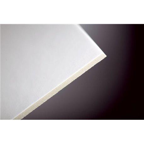 Cartonnette de fonds ivoire - Epaisseur 0.5mm