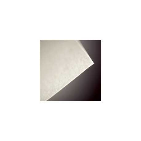Dos carton blanc 1,3mm 750gm/m² (M222-3297) - Format: A4 (21x29,7cm)