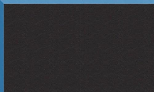 Noir biseau bleu BR14921